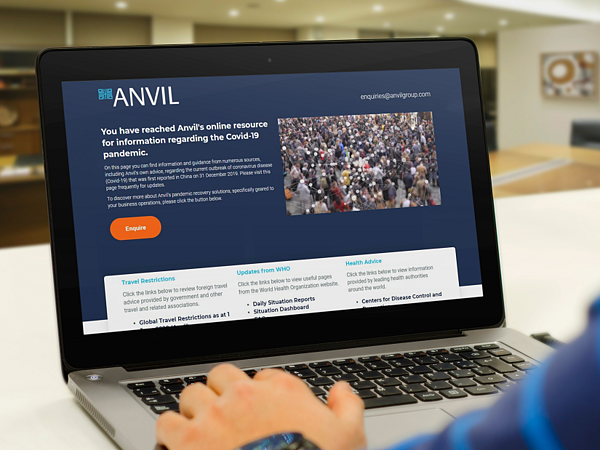 Anvil Group - Covid-19 Return to the Workplace Guide