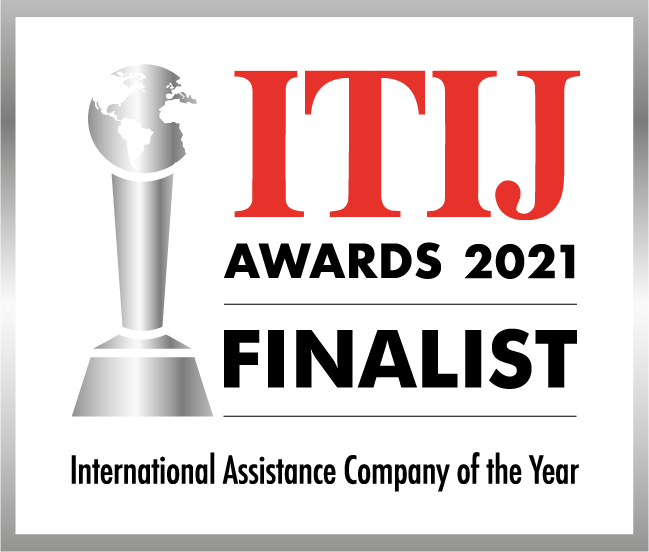 Anvil Group finalist in the ITIJ Awards 2021