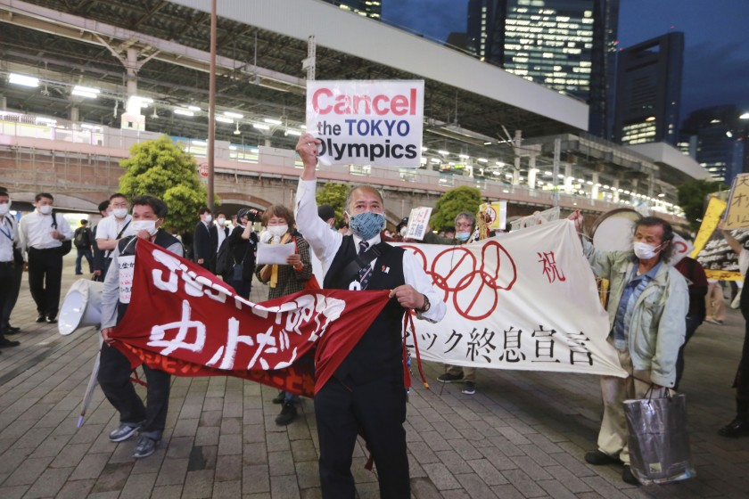 Tokyo to host the Olympics and the Paralympic Games despite opposition from health officials, local businesses and the general public