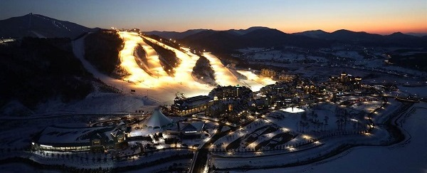South Korea - winter olympics